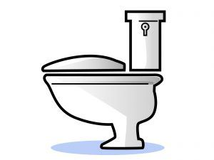 便器と床の間から水漏れする場合の対処方法