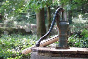井戸ポンプのトラブルの原因