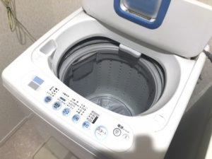 よくある洗濯機置き場の水漏れトラブルの原因