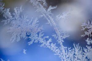 凍結が原因の水漏れの修理方法