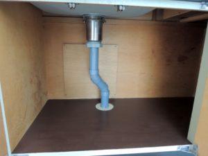 配管を取り換えて水漏れ修理
