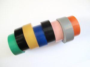 テープを使ってセルフ水漏れ修理