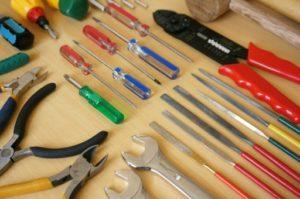 水漏れ修理に必要な工具は購入できる?