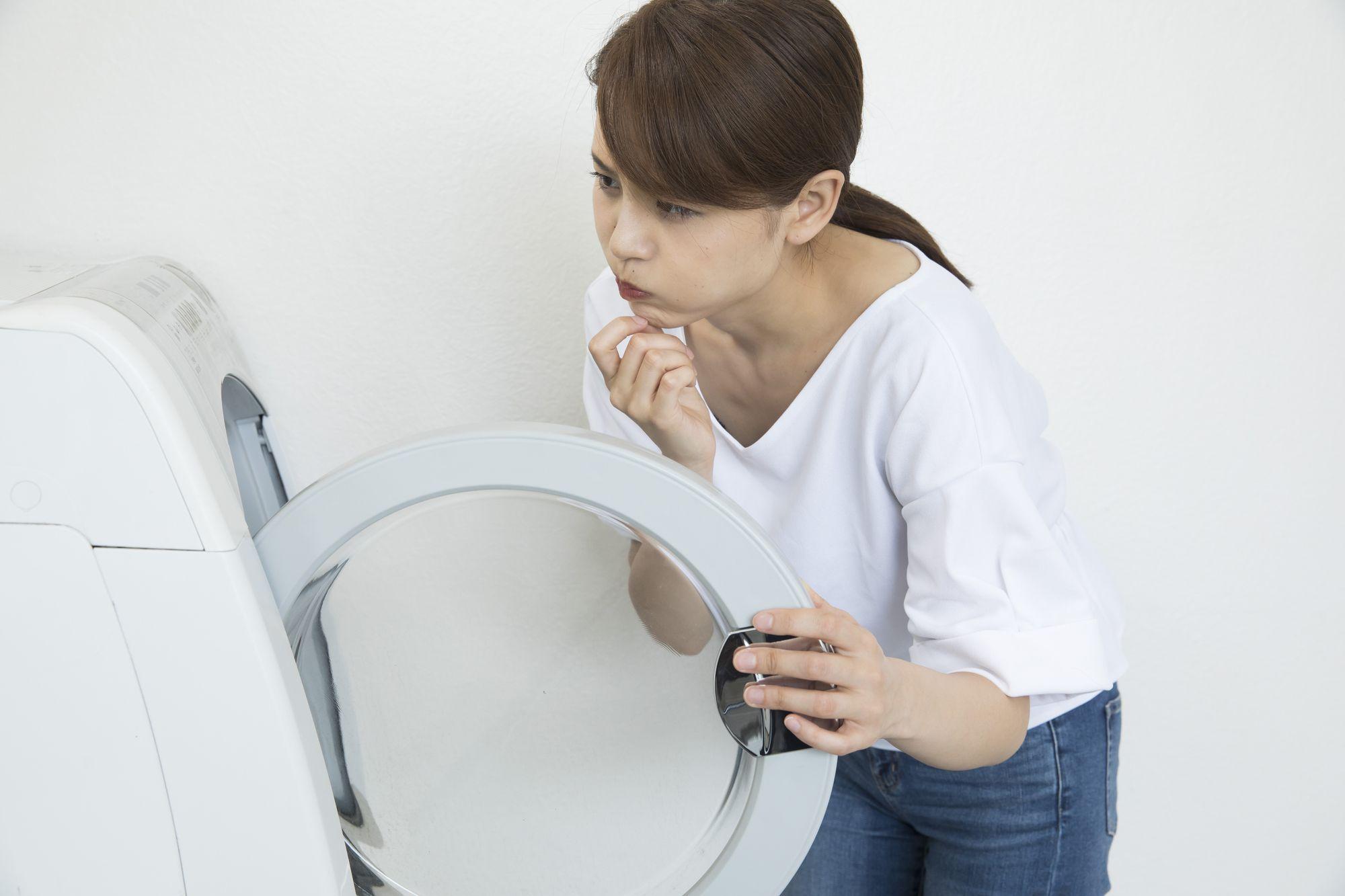 洗濯機の排水ホースの交換時期