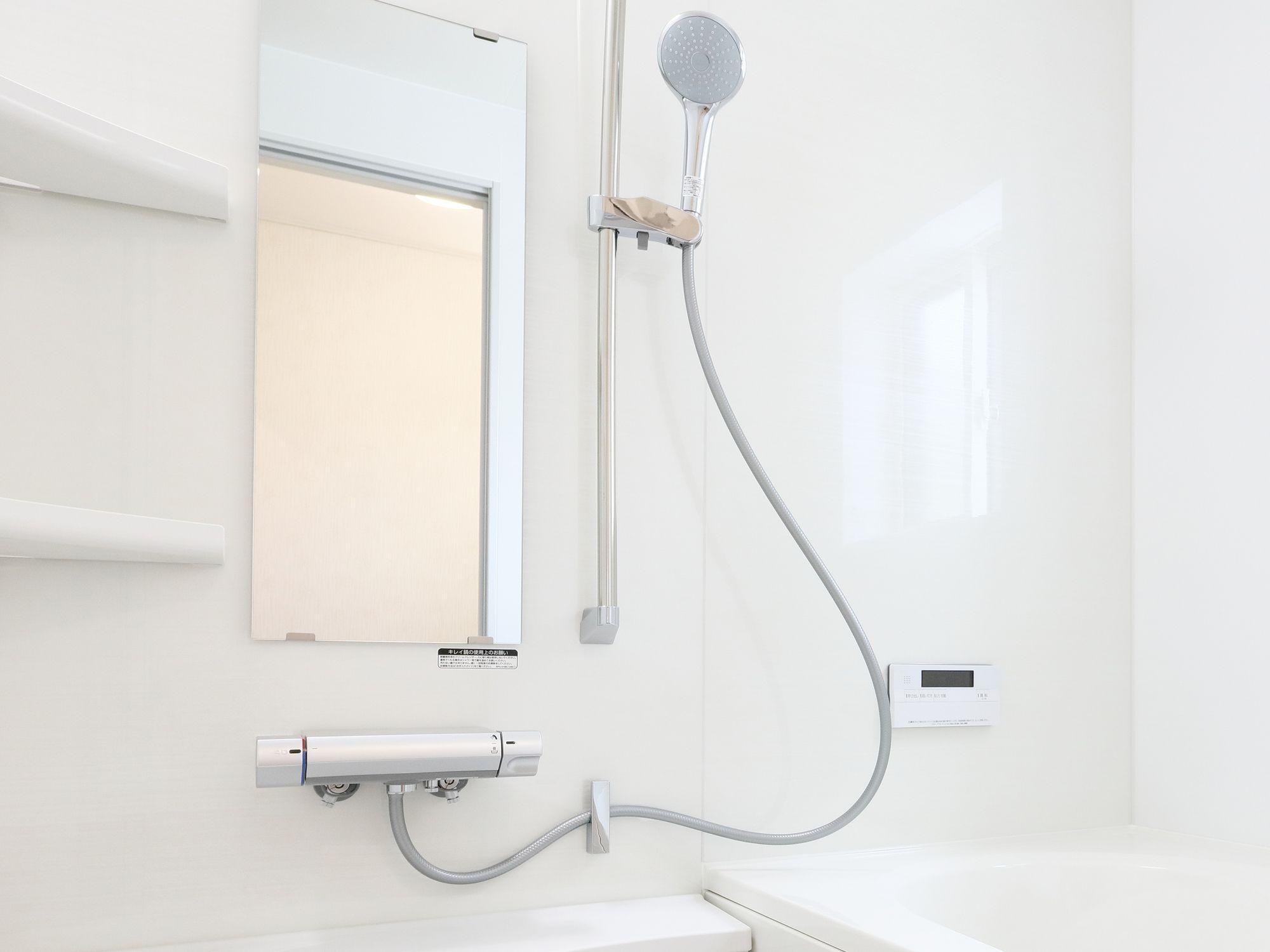 シャワーホースを交換するときの注意点